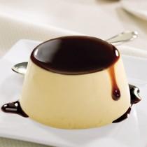 Italian Dessert - Creme Caramel